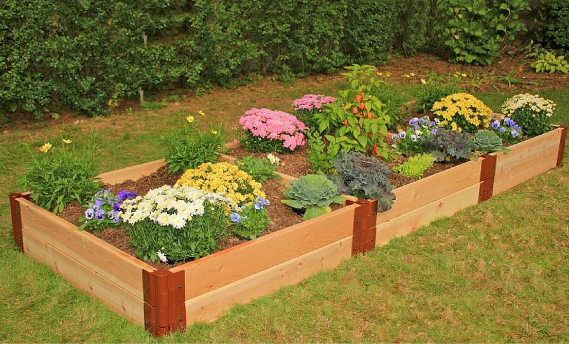 Do it yourself gardening with raised garden beds diy ideas for Do it yourself garden