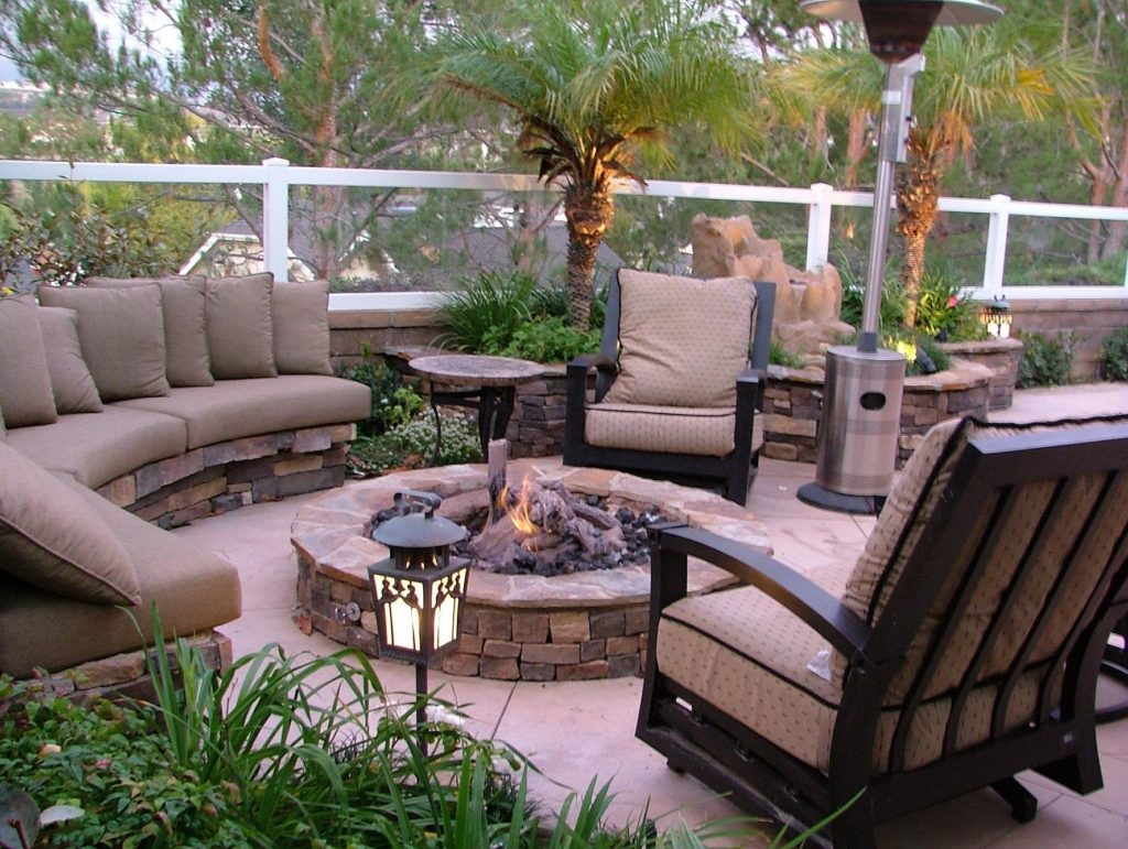 Do It Yourself Patio Design Ideas and Features