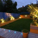Creative DIY Landscaping With Garden Lights